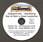 How To Paint A Model Railroad Train DVD Video