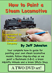 How To Paint A Steam Locomotive Model Train Train